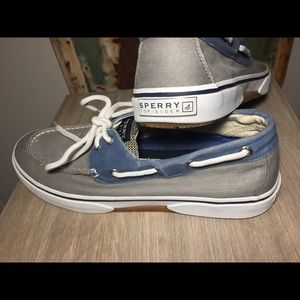 🍁 Men's Sperry Top Sider Shoes ❗️LIKE NEW❗️